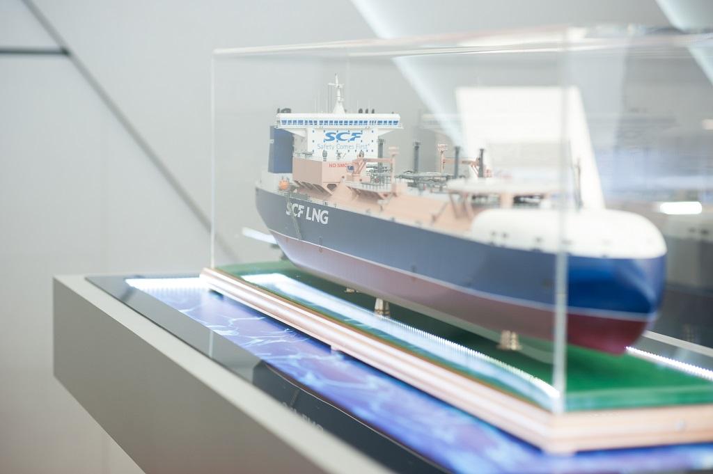 ОСК на выставке SMM-2016 продемонстрировала возможности российского судостроения